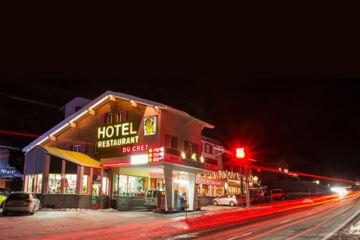 HOTEL DU CRÊT Bourg-Saint-Pierre