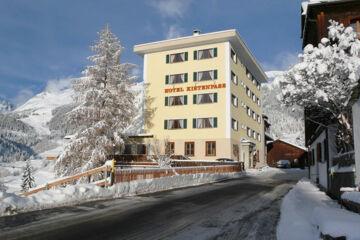 HOTEL KISTENPASS Brigels