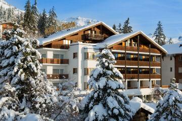 HOTEL LA PRAIRIE  (GARNI) Crans-Montana