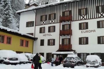 HOTEL EUROPA Pejo Fonti (TN)